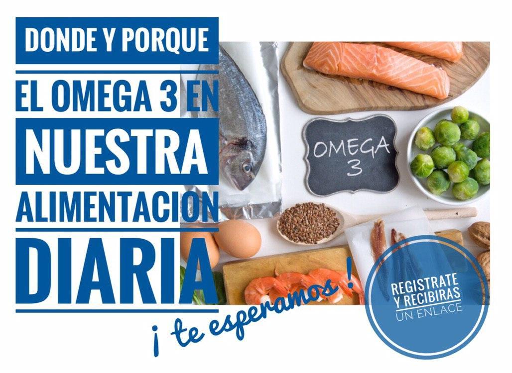 El omega 3