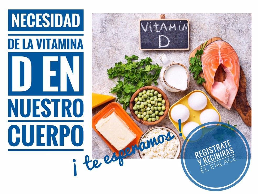 Necesidad de la vitamina D